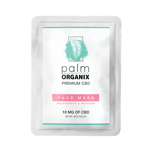 CBD-Face-Mask-CBD-Oil-Skincare