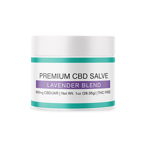 CBD Salve - CBD Oil Topical Salve
