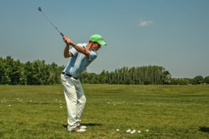 Benefits for Golf