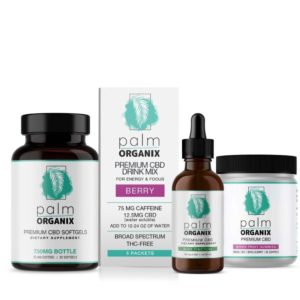 cbd bundle for health and wellness