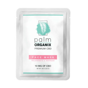 CBD Oil Facemask
