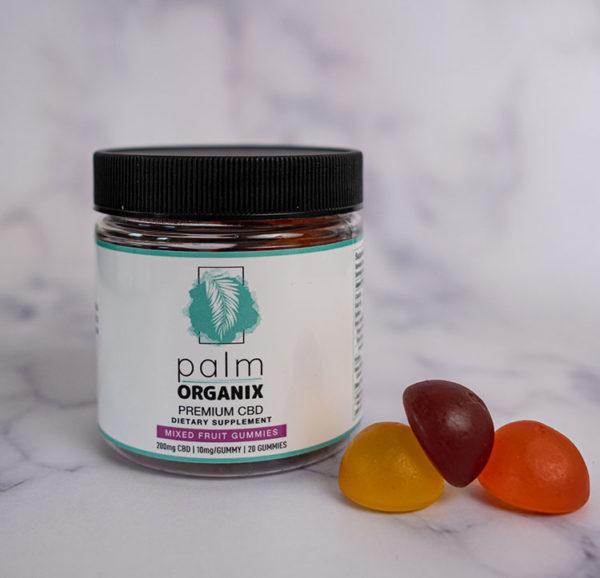 Palm Organix CBD Oil CBD Gummies near me