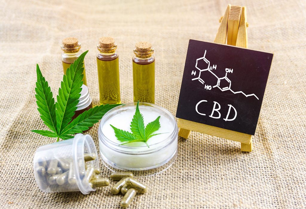 Benefits of CBD without THC scaled
