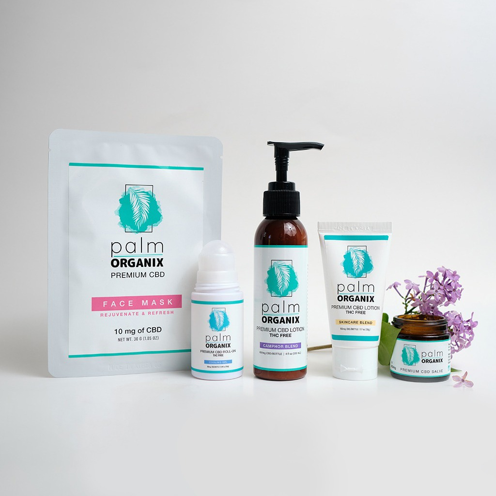 CBD Topicals & Skincare