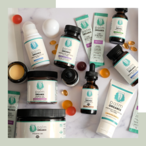 Joy Organics high-quality CBD products