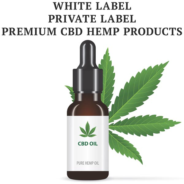 White Label CBD Oil