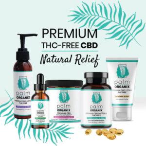 premium thc free cbd