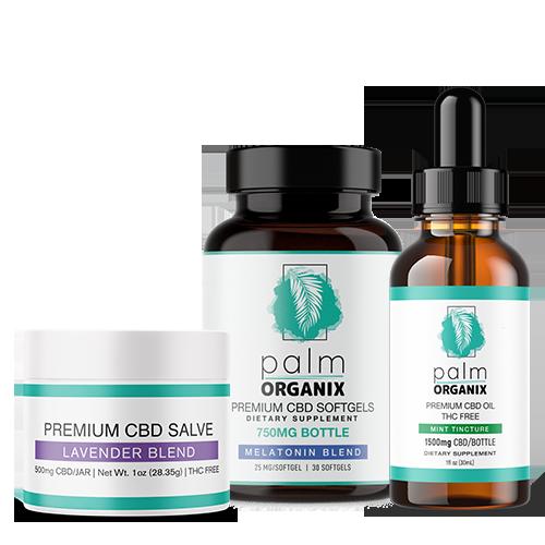 premium cbd products