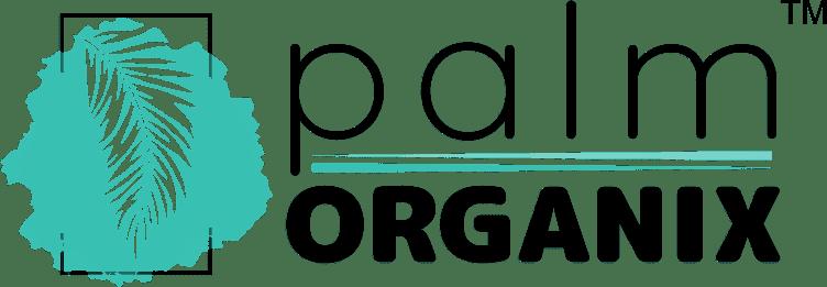 Palm Organix Logo Black